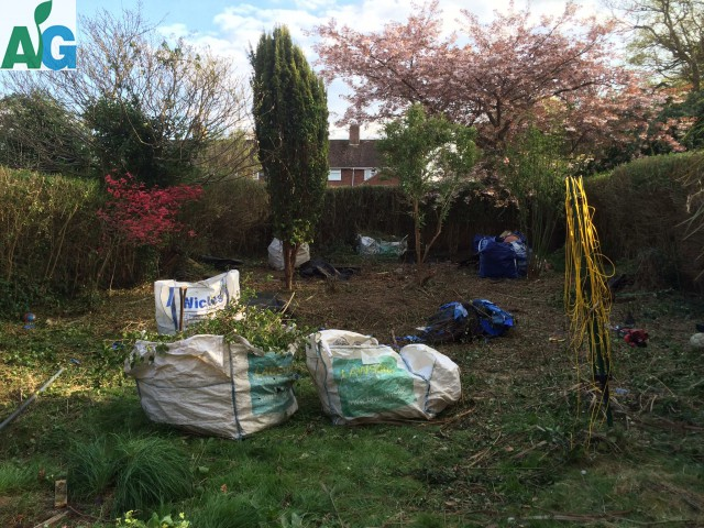 garden clearance Sussex
