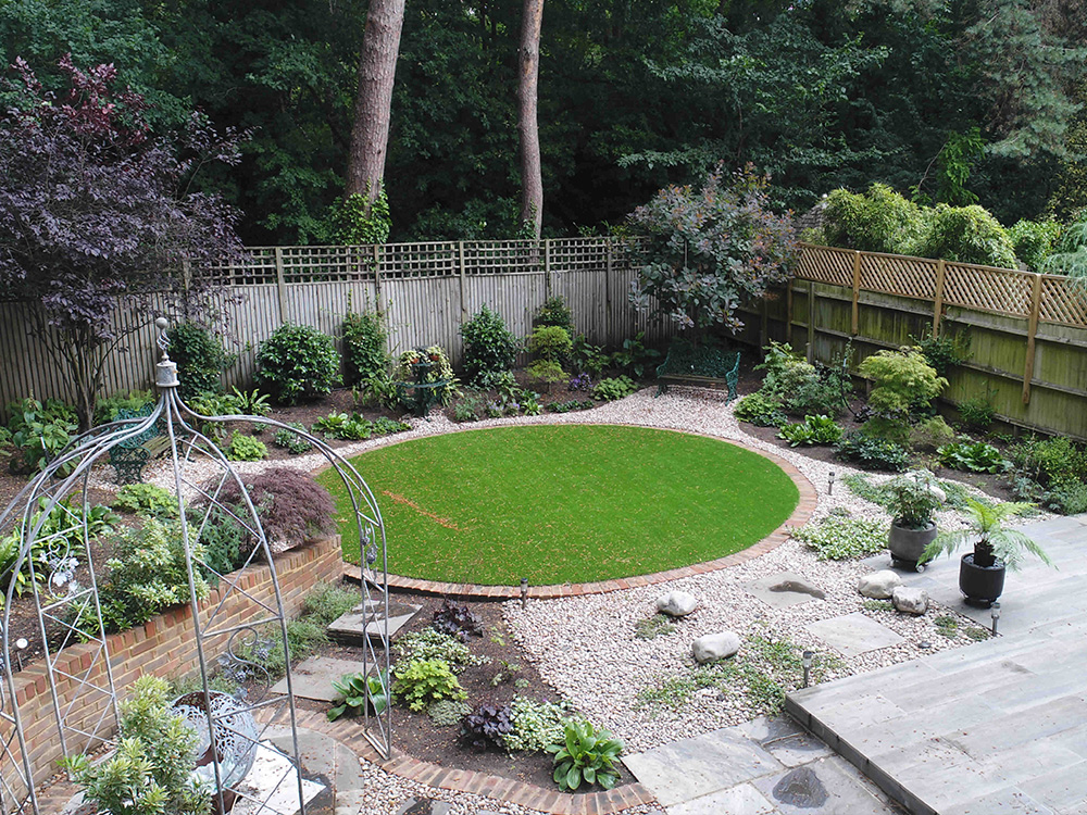 Landscaping in Weybridge